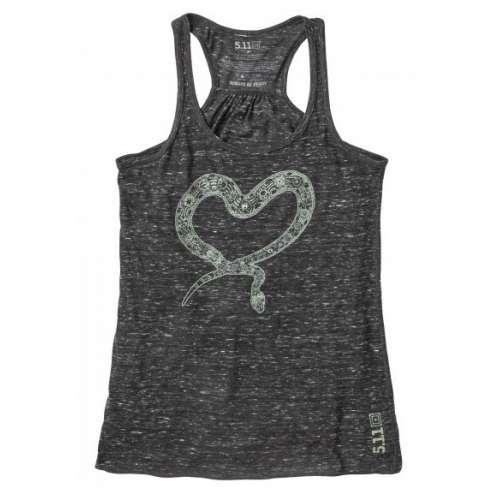 Dámske tričko Heart Henna Tank
