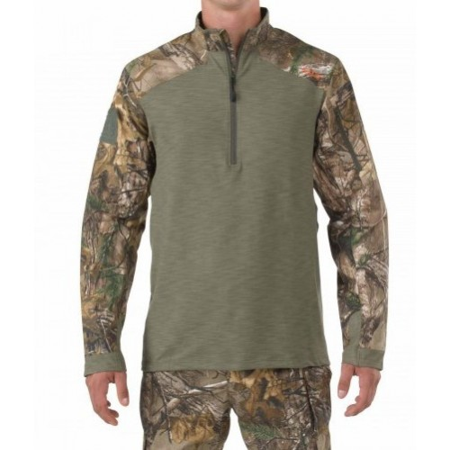 Bunda Realtree Rapid Quarter Zip
