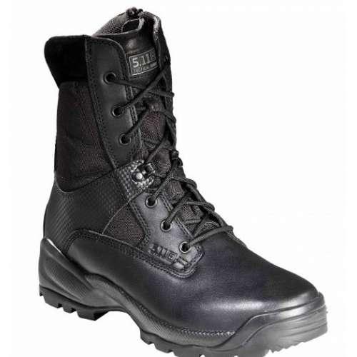 """Topánky A.T.A.C.® 8"""" s bočným zipsom"""