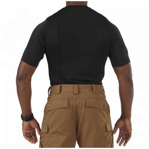 Tričko 5.11 Tactical V-Neck Concealed Carry Holster