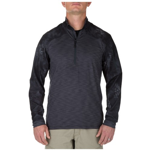 Rapid Half Zip Kryptek