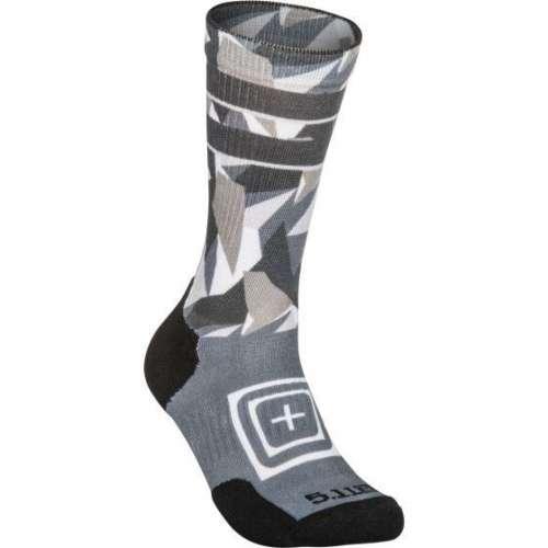 Ponožky Sock & Awe Crew Dazzle