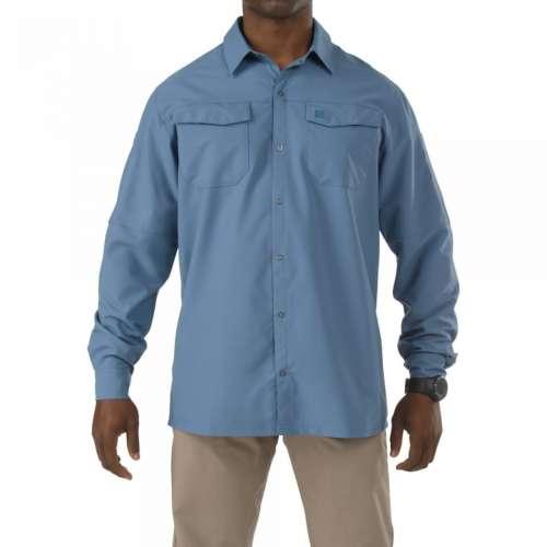 Košeľa Freddom Flex Woven dlhý rukáv