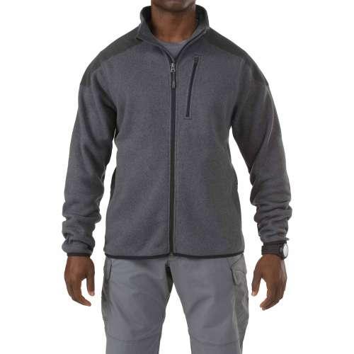 Bunda TACTICAL full zip sweater