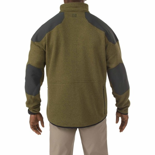 Bunda TACTICAL full zip sweater