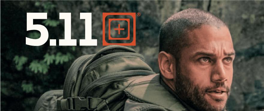 511 Tactical vydáva katalóg Jeseň / Zima 2019